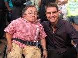 Mitch St.Pierre with Tom Cruise