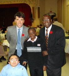 637 Paul Dewar (Member of Parliament - Ottawa-Centre), Nana Bempong, Andy K, and Mitch
