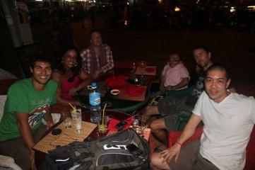 669 Production crew in Cambodia
