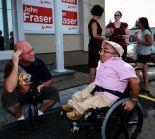 734 John Fraser's Campaign Kickoff!