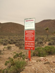 No Trespassing, Area 51